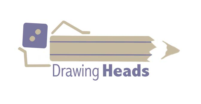 Drawing Heads :: Political Activity Book